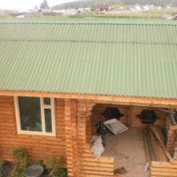 Продаётся жилой дом на берегу озера Иткуль