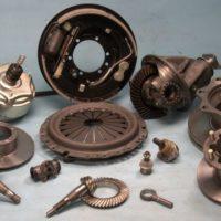 Детали, узлы и агрегаты для сборочных производств