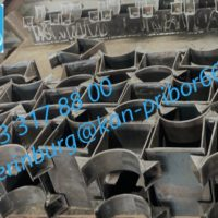 Опоры трубопроводов: ост 34.10. производство
