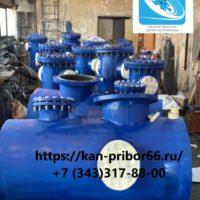 Грязевики трубопровода тепловых сетей абонентские изготовление